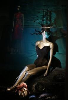 Inside the Isabella Blow Fashion Galore! Exhibiton