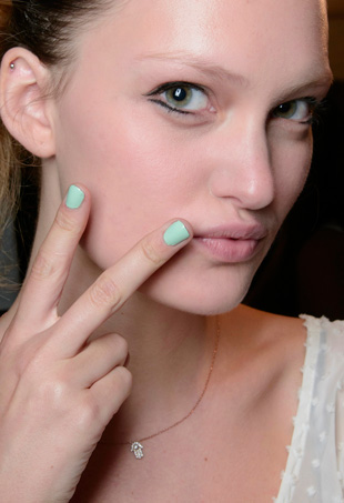 Pastel Pretty: Your Winter-to-Spring Nail Polish Shade - theFashionSpot