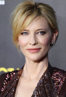 Switch Up Your Smoky Eye with Cate Blanchett's Stunning Look
