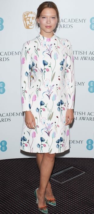 Lea-Seydoux-EE-BAFTA-Nominee-Announcement-London-Jan-2014