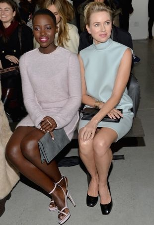 Lupita-Nyongo-and-Naomi-Watts-Mercedes-Benz-New-York-Fashion-Week-Fall-2014-Calvin-Klein-Collection-portrait-cropped
