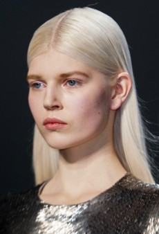 Narciso Rodriguez Goes Clinical for His Fall 2014 Beauty Look