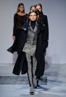 Barbara Bui Presents a Winter Power Wardrobe for Fall 2014 (Runway Review)
