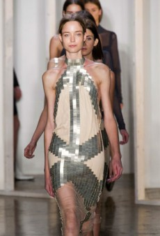 Dion Lee Treats New York to a Collage of Australiana for Fall 2014 (Runway Review)