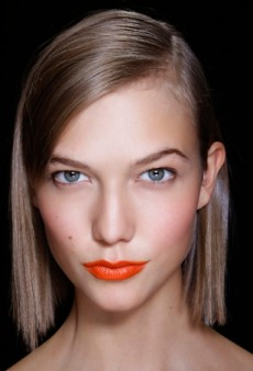 Warm Up With These Off-the-Runway Spring Lipstick Shades