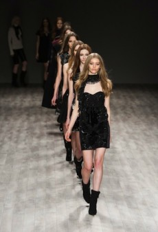Jill Stuart Fall 2014 (Runway Review)