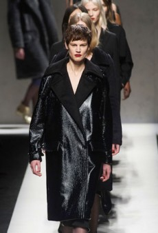 Max Mara's Urban Girl Gets Inspired by the Country (Runway Review)