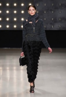 Milly by Michelle Smith Provides a Week's Worth of Pieces for Every Experience for Fall 2014 (Runway Review)