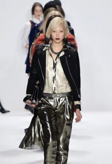 A Live Performance and Plenty of Celebrities at Rebecca Minkoff Fall 2014 (Runway Review)