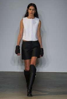 MM6 Maison Martin Margiela Climbs Into the Ring for Fall 2014 (Runway Review)