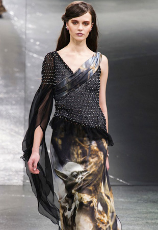 Fall rodarte runway review pictures