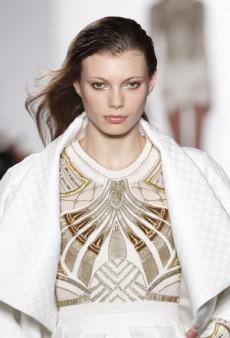 Sass & Bide Brightens Up New York Fashion Week