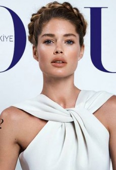 A Beautiful Doutzen Kroes Covers Vogue Turkey's March Issue (Forum Buzz)