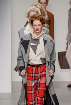Vivienne Westwood Red Label's Rebel with a Cause Collection for Fall 2014 (Runway Review)