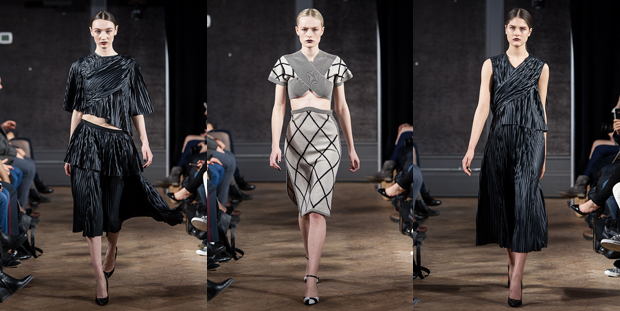 3 photos from the Bellavance Fall 2014 collection