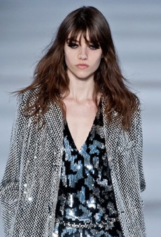 Model Grace Hartzel: Meet Hedi Slimane's Muse and Fashion's Next Big Thing