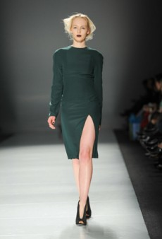 Toronto Fashion Week Fall 2014: Soia & Kyo and Matthew Gallagher