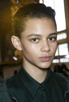 Beauty Report: Barefaced Beauties at Stella McCartney