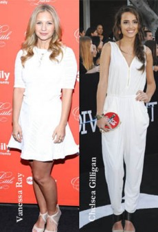 Get the Celeb Look: White On for Spring