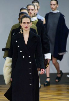 Celine is Focused on Outerwear for Fall 2014 (Runway Review)