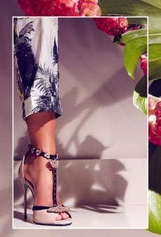 Chloe Jade Green Launches Her Latest Topshop Shoe Collection