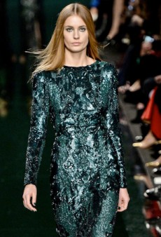 Elie Saab Dazzles with Day and Evening Wear (Runway Review)