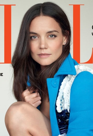 Katie Holmes Is UK Elles Latest Questionable Cover Star Forum Buzz