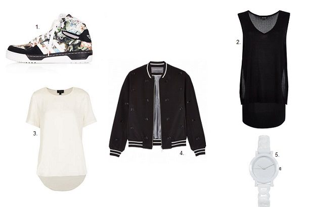 sports luxe pieces