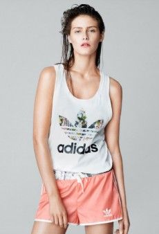Topshop x Adidas Originals are Brightening Up Your Gym Kit