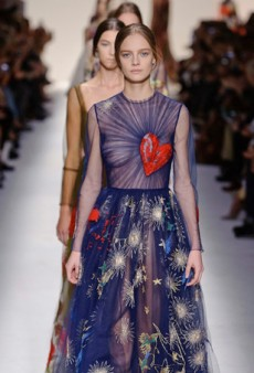 Valentino Gets Inspired by the Sixties for an Upbeat Fall 2014 Collection (Runway Review)