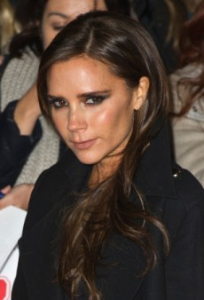 Victoria Beckham Turns Teacher for the Day