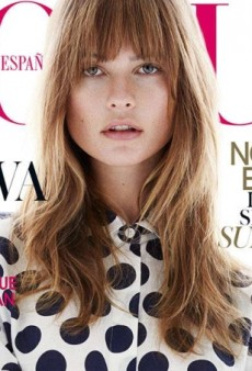 Behati Prinsloo Covers The April Issue Of Vogue Spain (Forum Buzz)