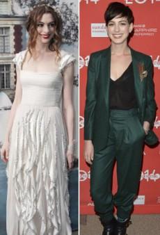 Anne Hathaway's Post-Rachel Zoe Style