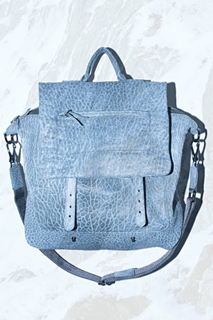 Jerome Dreyfuss blue Thomas bag