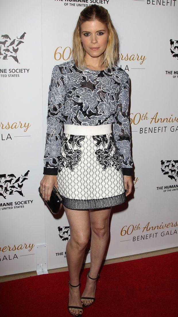 Kate wears Balenciaga's Spring 2014