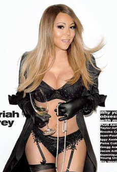 Terry Richardson Photographs Mariah Carey for Wonderland Mag: 'Why Are You So Obsessed With Me?'