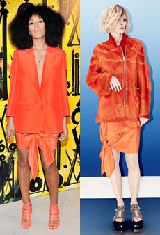 Runway to Real Life: Emma Stone in Chanel, Solange Knowles in Acne Studios and More (Forum Buzz)