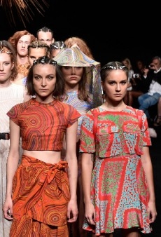 Australian Indigenous Fashion Week Isn't Just Pretty Prints