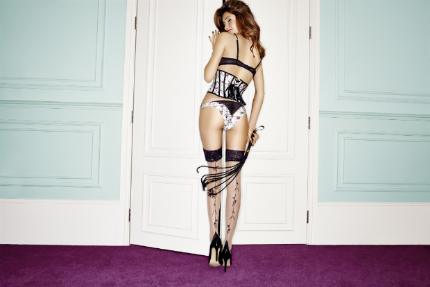 Giles Deacon for Ann Summers lingerie