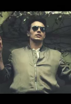 James Franco Directs and Stars in Gucci's Latest Campaign Video