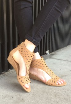 Spring's Cut-Out Shoe Trend for Less at Off Broadway Shoe Warehouse
