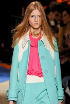 Take These Runway Style Cues to Nail Colorblocking for Spring