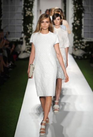 Burberry are raising their prices but mulberry are getting cheaper