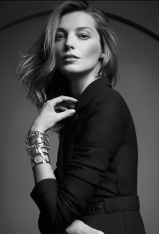 Daria Werbowy Lands a Tiffany & Co. Campaign (Forum Buzz)