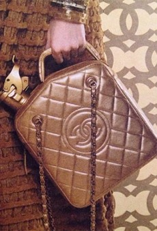 The Latest Dumb Chanel Accessory from the Dubai Cruise Show: A Bag Modeled After a Gas Can