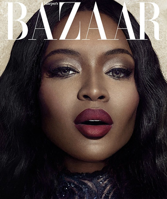 Does Naomi Campbell *Really* Need This Much Photoshop?