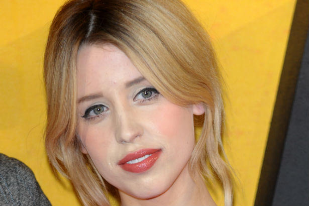Peaches Geldof close up