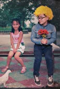 This Guy Photoshopped Himself Into His Girlfriend's Childhood Photos