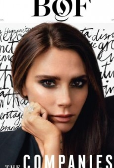 The Business of Fashion Taps Victoria Beckham for Its 'Companies & Culture Issue' (Forum Buzz)