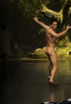 Streakers: A Brief History of Nearly Naked Fashion Event Crashers